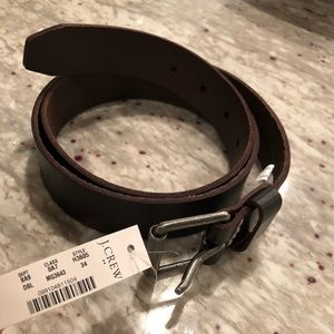Jcrew men's belt